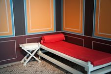 Free Bed Of Museum Stock Photography - 15658532