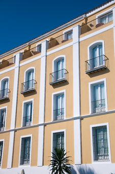 Free Hotel Montecastillo S Facade Royalty Free Stock Images - 15658889