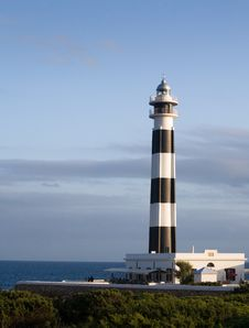 Free Menorca Lighthouse Stock Images - 15659874