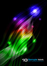 Free Vector Abstract Design Stock Image - 15666071