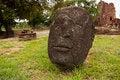 Free Stone Buddha Head Stock Photography - 15667172
