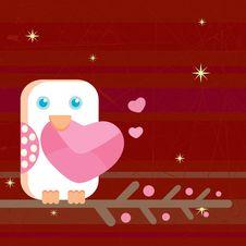 Free Love Concept Bird Stock Photos - 15660003