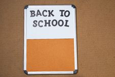 Free Back To School New Year 2011 Royalty Free Stock Image - 15660946