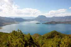 Free Lugu Lake Royalty Free Stock Photos - 15661018