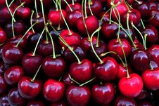 Close Up Cherry Royalty Free Stock Image