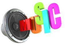 Free Music Symbol Royalty Free Stock Images - 15662479