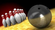 Free Bowling Stock Photo - 15662490