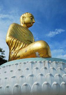 Free Big Buddah Statue Stock Images - 15663094