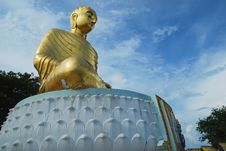 Free Big Buddah Statue Stock Photo - 15663160
