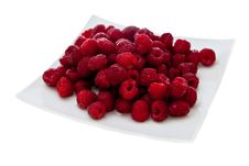 Free Raspberries Royalty Free Stock Image - 15663426