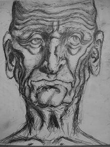 Free Old Man Royalty Free Stock Image - 15663976