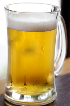 Free Beer Mug Stock Photo - 15664440
