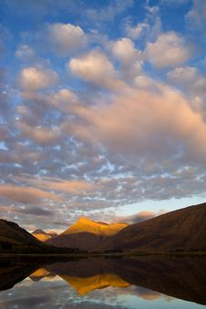 Free Evening On Loch Etive Royalty Free Stock Images - 15665249