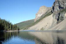 Free Moraine Lake, Banff National Park Royalty Free Stock Photo - 15665475