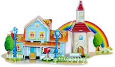 Free Toy House Stock Images - 15665644