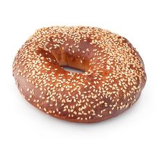 Free Freshly Baked Bagel Royalty Free Stock Photography - 15665967