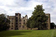 Free Old Hardwick Hall Royalty Free Stock Image - 15666876