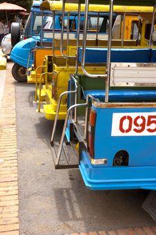 Free Tuk Tuk Stock Photography - 15667102