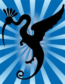 Free Dragon Royalty Free Stock Image - 15667186