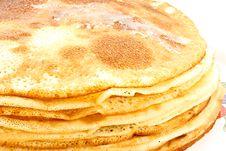 Free Pancakes Stock Photography - 15668552