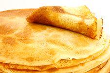 Free Pancakes Stock Image - 15668631