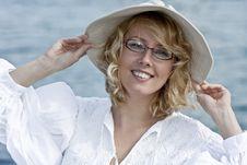 Free The Beautiful Blonde Stock Photo - 15668640