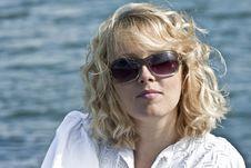 Free The Beautiful Blonde Stock Photo - 15668680