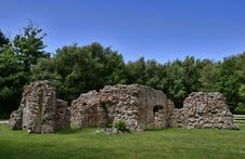 Free Ravenglass Roman Bath House Royalty Free Stock Photo - 15668855