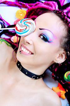 Free Lollipop Stock Photo - 15669160