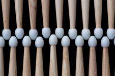 Free Drumsticks Stock Image - 15669751