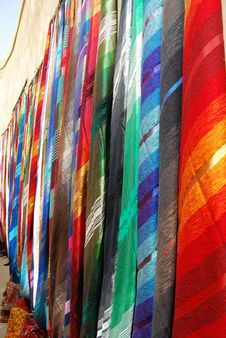 Free Rugs On A Wall Stock Photography - 15669752