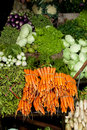 Free Fresh Vegetables At The Market Stock Photos - 15676773