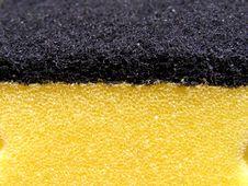 Free Washing Sponge Royalty Free Stock Image - 15670036