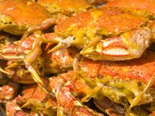 Free Crab Is Chinese Famous Food Stock Image - 15670251