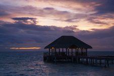 Free Maldives. Medhufushi Island. Royalty Free Stock Images - 15670289