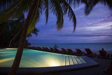 Free Maldives. Medhufushi Island. Stock Photos - 15670423