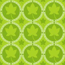 Free Cute Autumn Pattern Stock Photo - 15670530