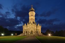 Free A Church In Dubrivici Royalty Free Stock Photography - 15670747