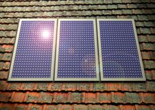 Free Solar Panel Stock Image - 15670981