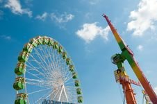 Free Ferris Wheel Stock Photos - 15671423