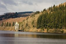 Free Lake Vyrnwy Stock Image - 15672401