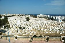 Free Cementary In Monastir Stock Image - 15672881