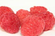 Free Raspberries Stock Image - 15672891