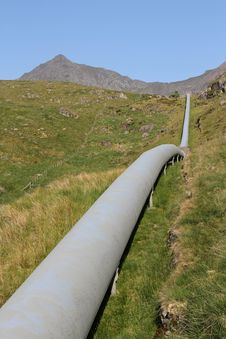 Free Water Pipeline. Stock Photography - 15672892