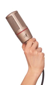 Free Big Microphone Stock Photos - 15673043