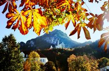 Free Castle In Bavaria Royalty Free Stock Photography - 15673677