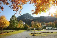 Free Autumn Sunny Day Stock Image - 15673691