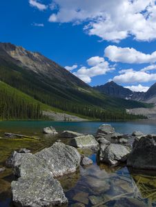Free Consolation Lake Royalty Free Stock Image - 15674296