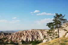 Free Cappadocia Cliffs - Astonishing Natural Landscape Royalty Free Stock Images - 15674299