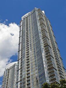 Free Modern Condo Tower Stock Photo - 15674920